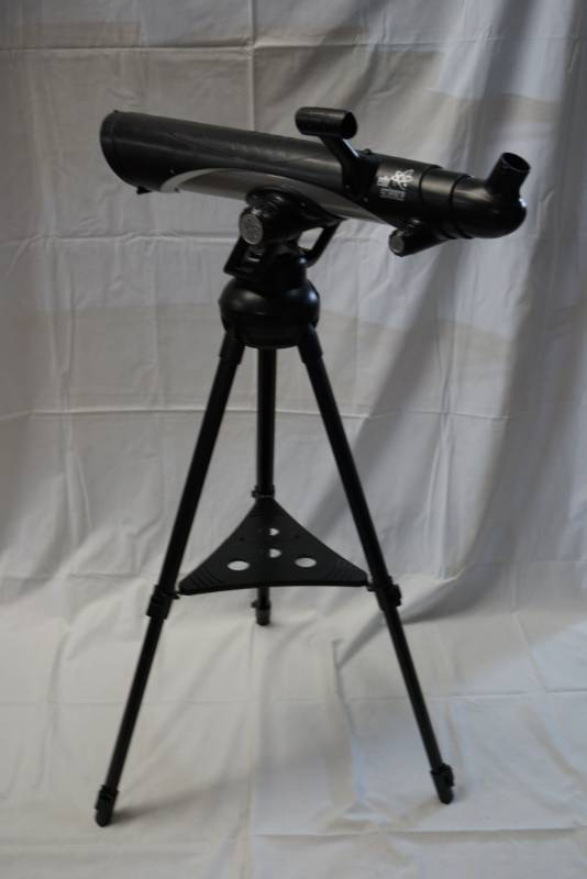 Edu Science 70mm Astro Gazer 450X Telescope With Carrying