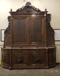 Very Large Queen Anne Piece From London
