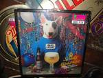 Antique Bud Light Spuds Mackenzie Lighted Sign