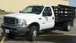 2004 Ford F550 Turbo Diesel Stakebed Truck