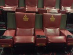 VIP Cinema Next Gen 2 Double Theater Chair