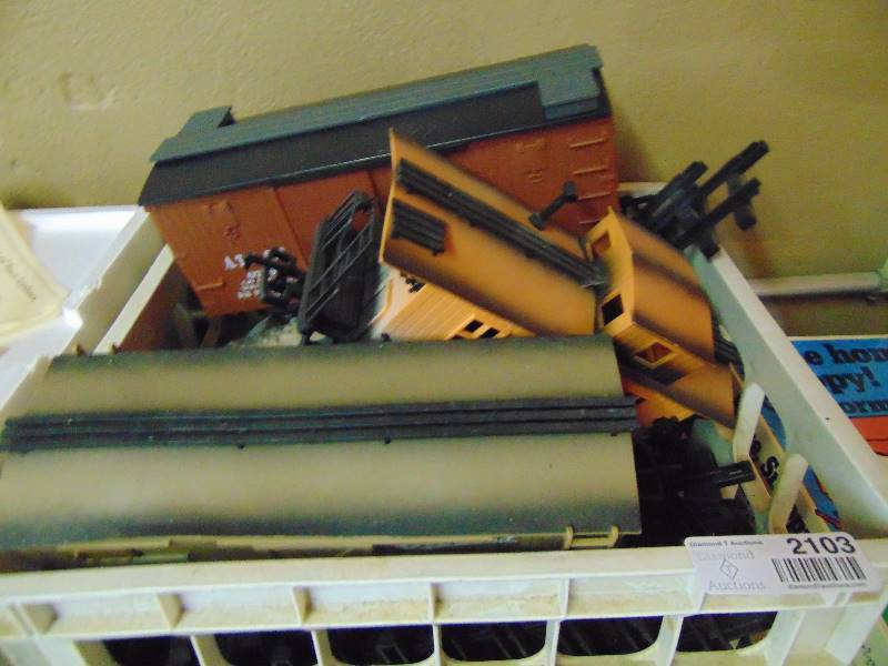 Train Track etc  | Antiques & Collectibles-- DIE CAST, PEDAL POWER