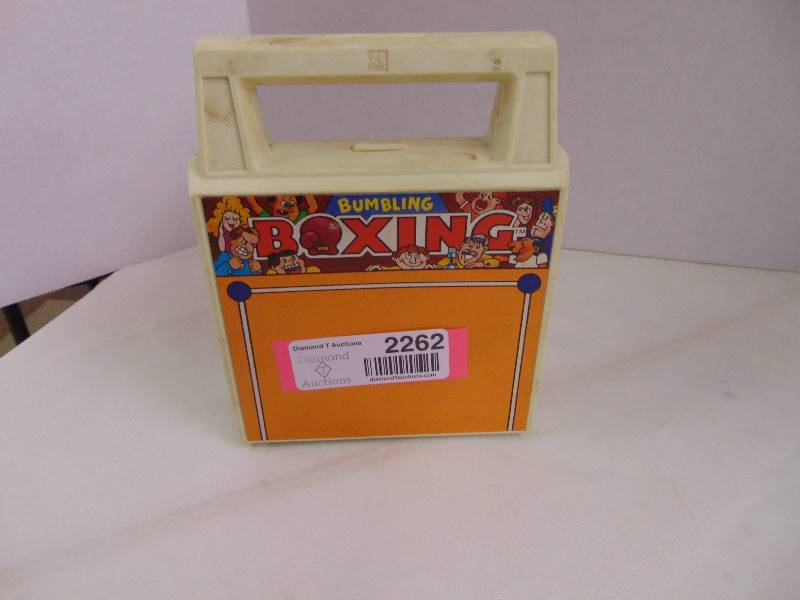 BUMBLING BOXING TOY | Antiques & Collectibles-- DIE CAST, PEDAL
