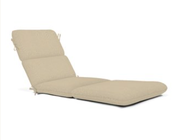 Sunbrella Indoor Outdoor Chaise Lounge Cushion
