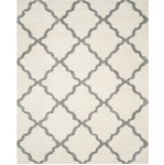 Kivett Ivory/Grey Area Rug  10ftx14ft