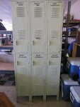 "78""x36""x18"" Metal Lockers ""All doors open like they should"""