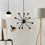 Kendall 12-Light Sputnik Chandelier