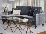 Ester Reversible Sectional by Willa Arlo Interiors MSRP $494.99