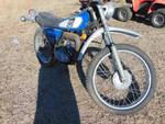 1975 Yamaha DT175 - Project Motorcycle - Good compression - Good Spark