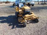 Hustler Excel 260K ZTR - 1228 HRS - Good Running/Mowing Condition - Needs TLC = Battery, Ignition switch,