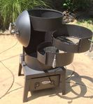 Brand New Chill Grill BBQ/Smoker