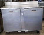 "Traulsen 2 door work top freezer 48"" model ULT48-ZCF-LR"