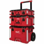 Milwaukee 3 Piece Custom Packout Tool Box