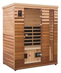 New inbox infrared sauna as pictured  high dollar items great for your gym room use your imagination