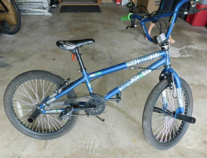 Youth Free Style Bike | Designer Home Items in Overland Park - Hand
