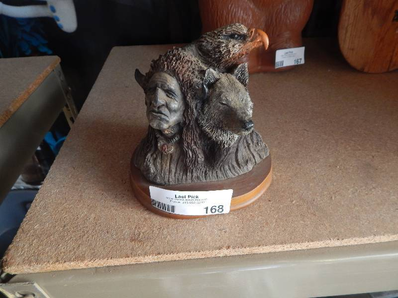 Native American Home Decor | Estate Sale - Native American