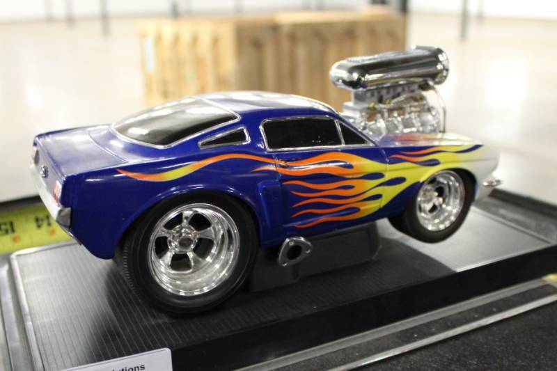 Mustang Funny Car Collectable | Marcus Haus Solutions