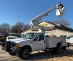 1999 Ford F350 Super Duty Bucket Truck V10 Triton - VIDEOS ADDED TODAY!