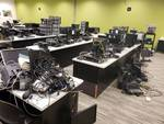Large lot of computers