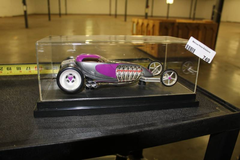 Purple Diecast Funny Car | Marcus Haus Solutions - Star Wars