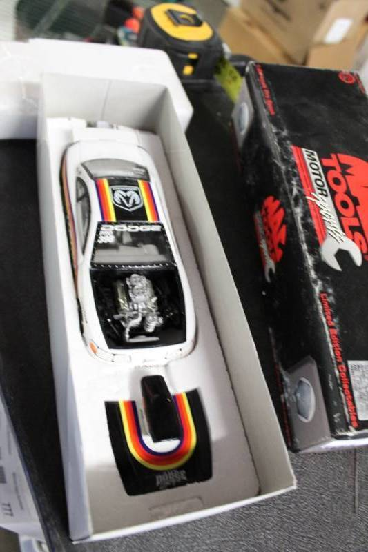 Limited Edition Die Cast Dodge Funny Car Collectable