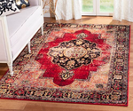 12ft x 18ft Fitzpatrick Red Area Rug