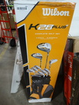 Wilson K28 plus mens golf set.