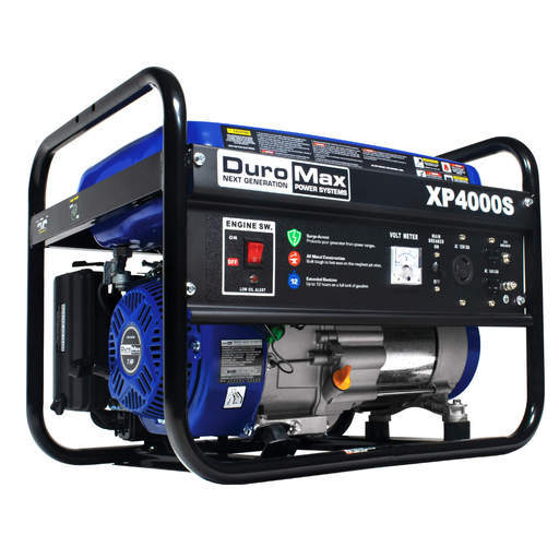 DuroMax 4000 Watt 7 0 Hp Portable RV Generator | Surplus