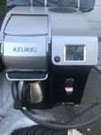 Another commercial coffee maker by Keurig looks great high dollar items