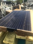 New 4' x 5' premium solar panel sandwiched in class 310 W  as pictured retails for right at $400