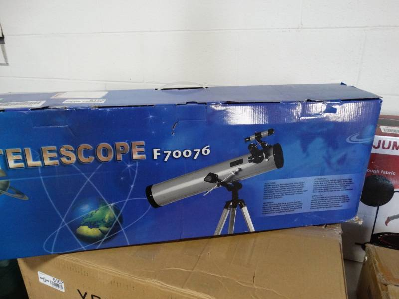 Telescope  | Wichita Auction Ict Warehouse Amazing Online