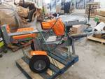 Yardmax 30 ton log splitter