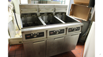 Frymaster Triple Well Deep Fryer