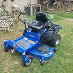Dixon speed ZTR - 54in cut - Briggs & Stratton 22HP Engine
