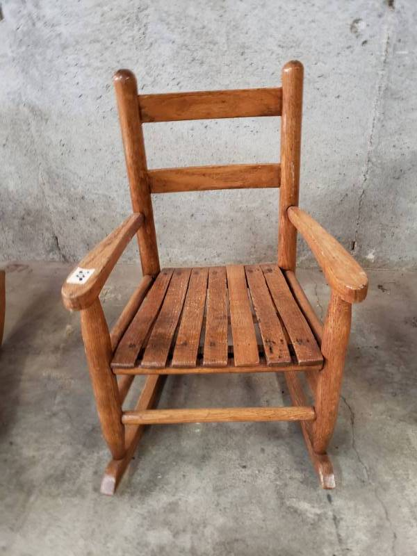 Peachy Childrens Wooden Rocking Chair Raymore Estate 2 Ton Lamtechconsult Wood Chair Design Ideas Lamtechconsultcom