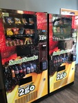 2016 Seaga NTG 4000  Vending Machine
