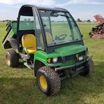 John Deere Gator 4 by 4 hpx- doors included