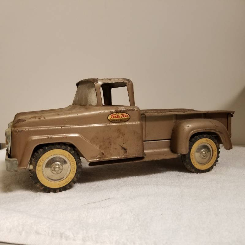 Tonka Ford Pickup, used, See Pix