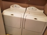 2005 Maytag front load washer and dryer set- very nice!