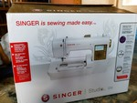 Singer S10 embroidery sewing machine MSRP $899 on the singer web site