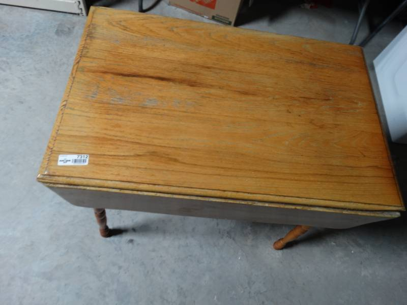 Small Wood Dining Table With Fold Down