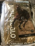 40 lb bag Natural Glo® Stabilized Rice Bran for horses