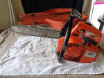 """RUNS"" Stihl 015L Chainsaw"