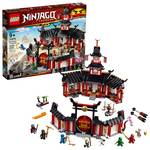 LEGO Ninjago Monastery of Spinjitzu 70670, Multicolor
