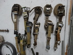 LARGE lot of HD ratchet straps