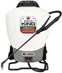 Backpack Sprayer,lithium Ion,18v,4 Gal. Smith Field King Sprayers 190515