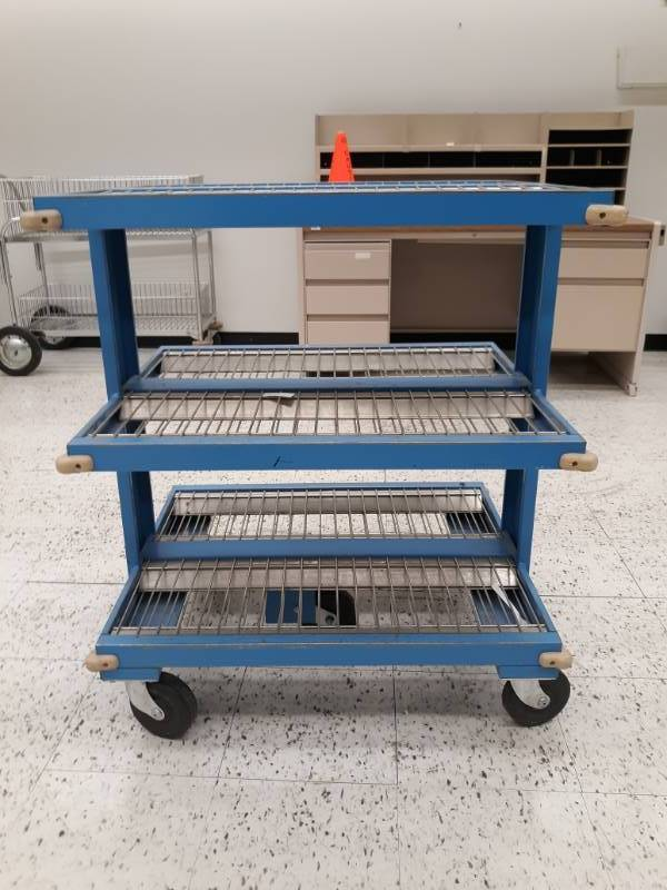 Heavy Duty Rolling Cart