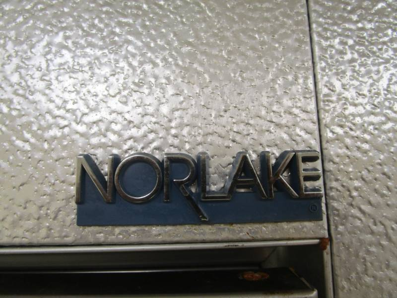 Norlake Walk-In Cooler/Freezer with Water Cooled Condenser All in One System