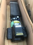 New hydraulic pump with reservoir new in box as pictured high dollar item