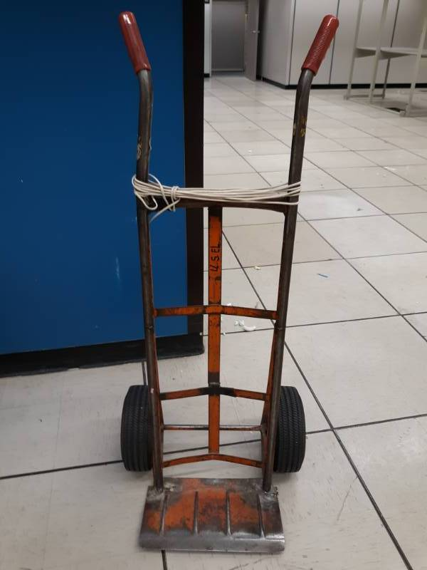 Two Wheel Hand Cart